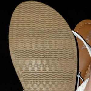 eb02c0f840ef Merona Shoes - Merona Gladiator Brown Braided Sandal - WIDE WIDTH